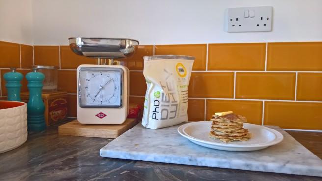 Best Vanilla Protein Powder Pancakes