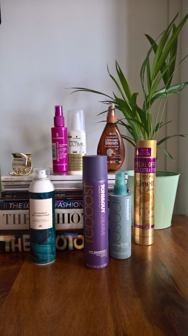 Best Hair Products 2017